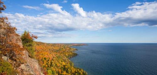 Fall Foliage in Duluth