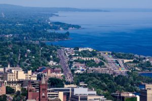 Hikes to great views of Duluth
