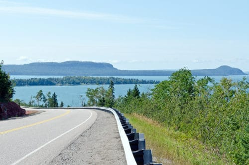 Scenic Drives to Take in Duluth This Fall