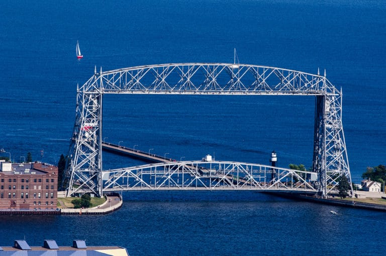 3 great reasons to walk over the Aerial Lift Bridge this summer