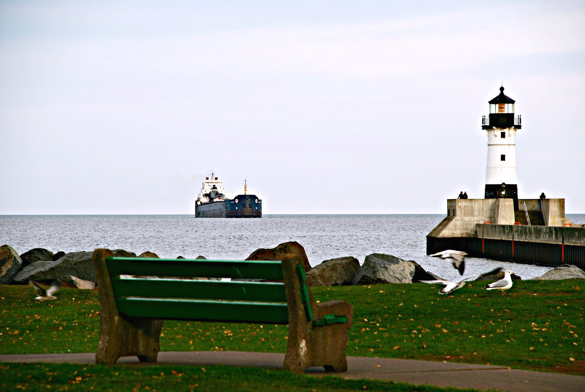 Duluth MN is the most beautiful in the State